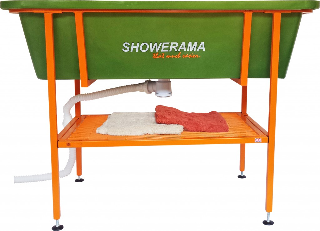 Dog grooming bath showerama dog baths dog showers for A bath and a biscuit grooming salon